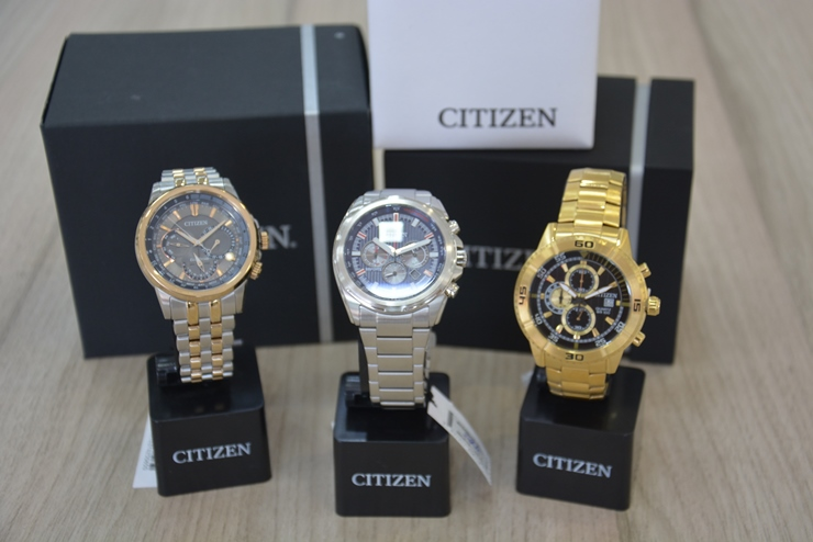 674de3b35478c Ótica Cahema está com a novidade em relógios, óculos e artigos para ...